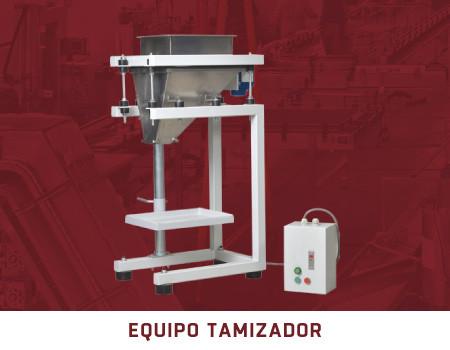 EQUIPO TAMIZADOR